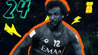 Goal 25 2020 24 Yasser Al-Shahrani Al-Hilal Saudi Arabia