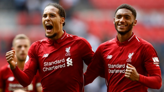 'Leave Joe alone' - Van Dijk supports Liverpool team-mate Gomez following England boos