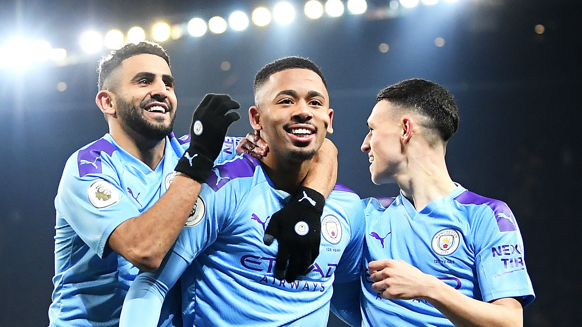 Manchester City-Everton (2-1) - Les Skyblues démarrent bien 2020