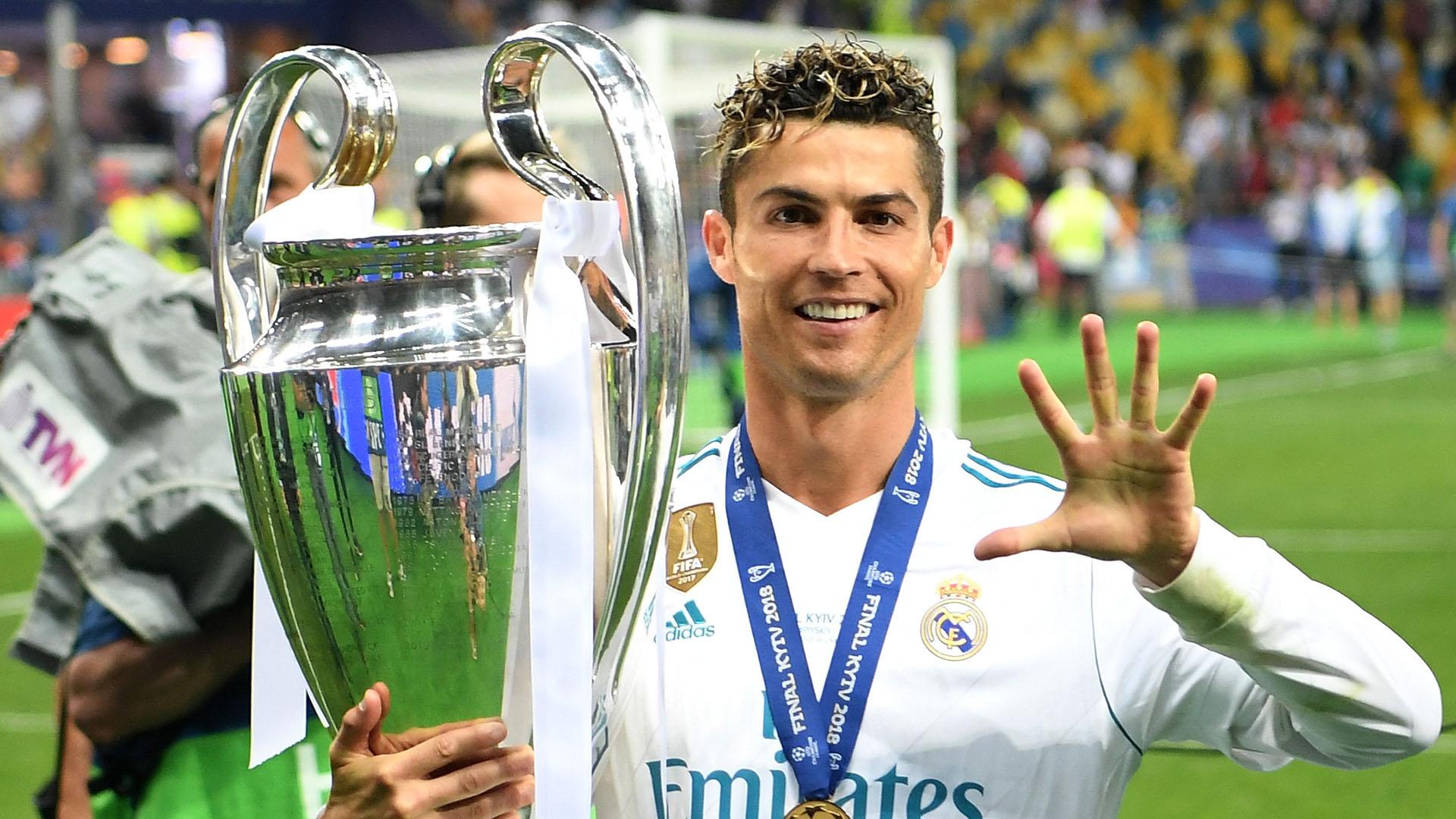 No Cristiano No Champions League Glory Real Madrid S Ronaldo Knockout Dependence Revealed Goal Com