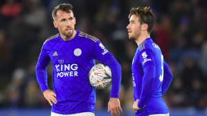 Christian Fuchs and Ben Chilwell