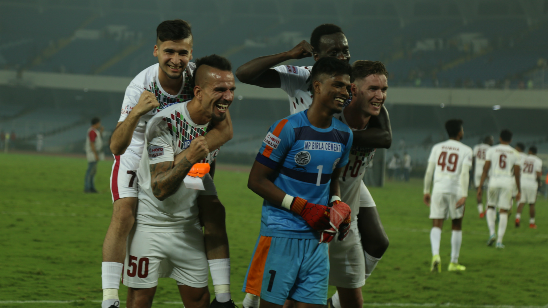 Mohun Bagan East Bengal I-League 2019-20
