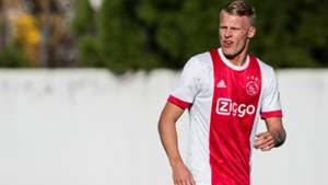Mitchell Bakker Ajax