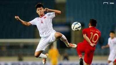 Ho Tan Tai U23 Vietnam U23 Indonesia AFC U23 Championship Qualifiers