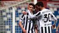 Federico Chiesa Atalanta Juventus Coppa Italia 2021