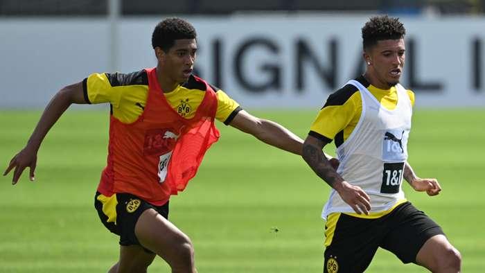 Jude Bellingham/Jadon Sancho Borussia Dortmund 2020-21