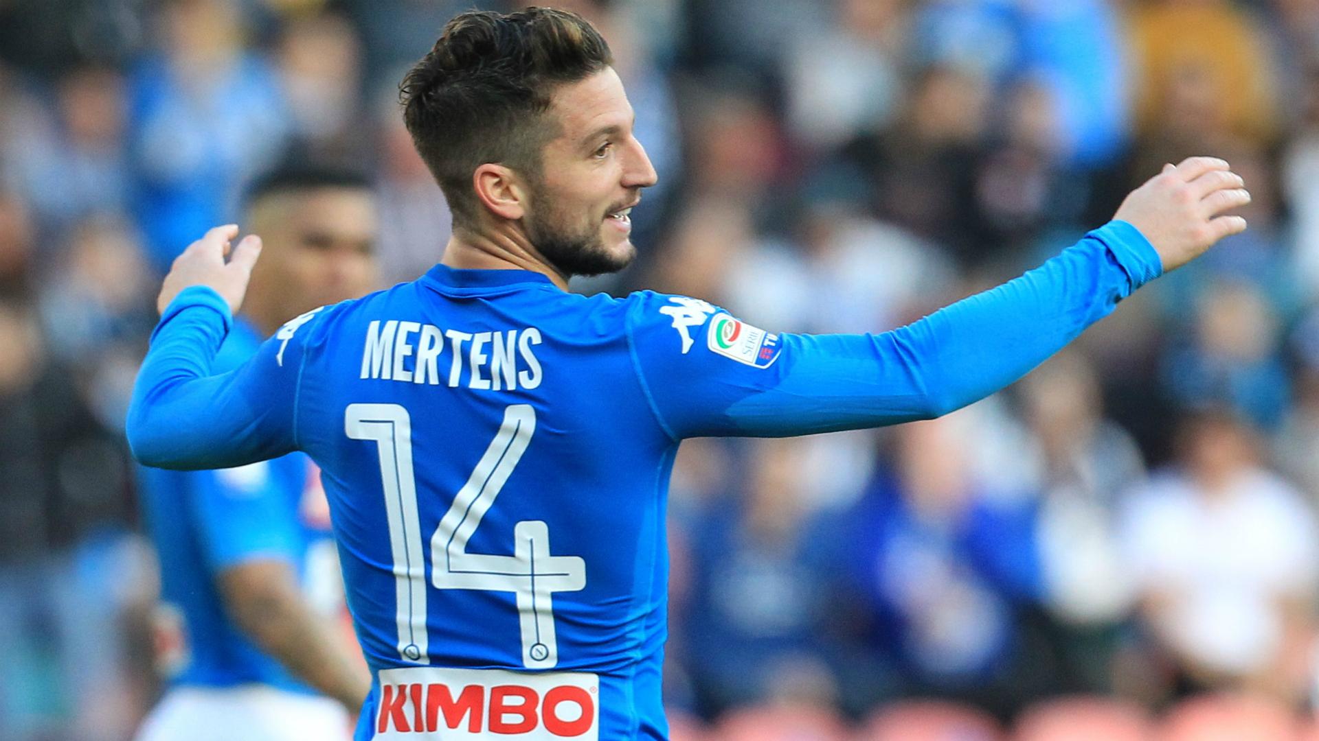 Mertens Napoli Serie A