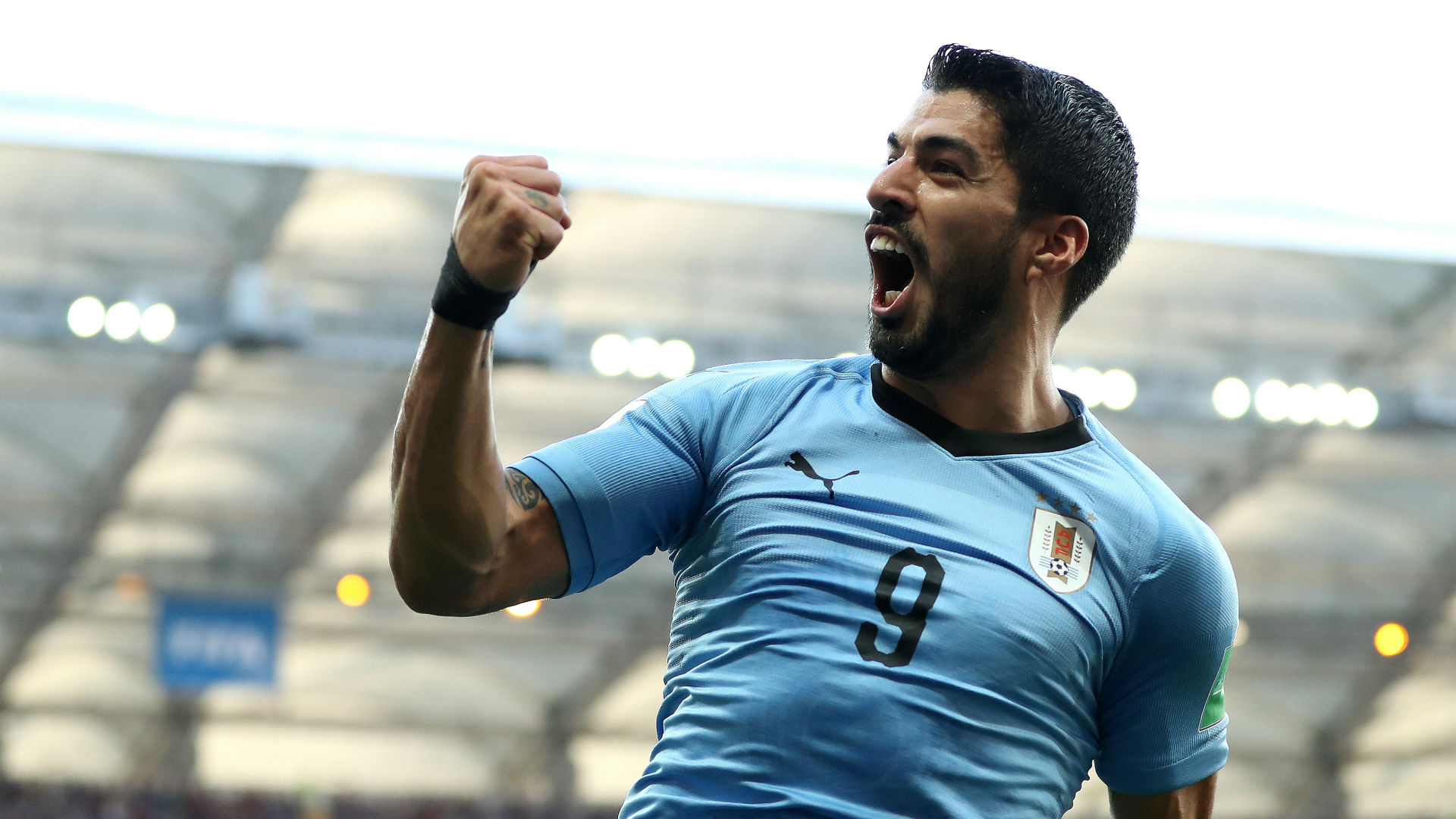 World Cup 2018: 'Records are there to be broken' - Suarez out to ...