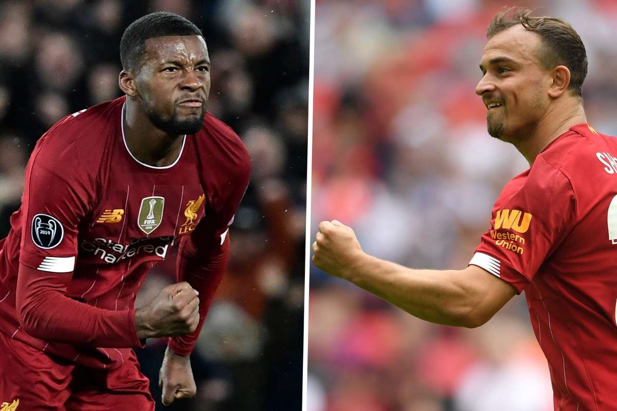 From Wijnaldum To Shaqiri Liverpool S Potential Summer Sales Revealed Goal Com