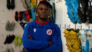 Ayub Timbe Masika signs for Reading FC.