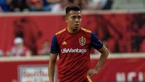 Sebastian Saucedo Real Salt Lake 2019