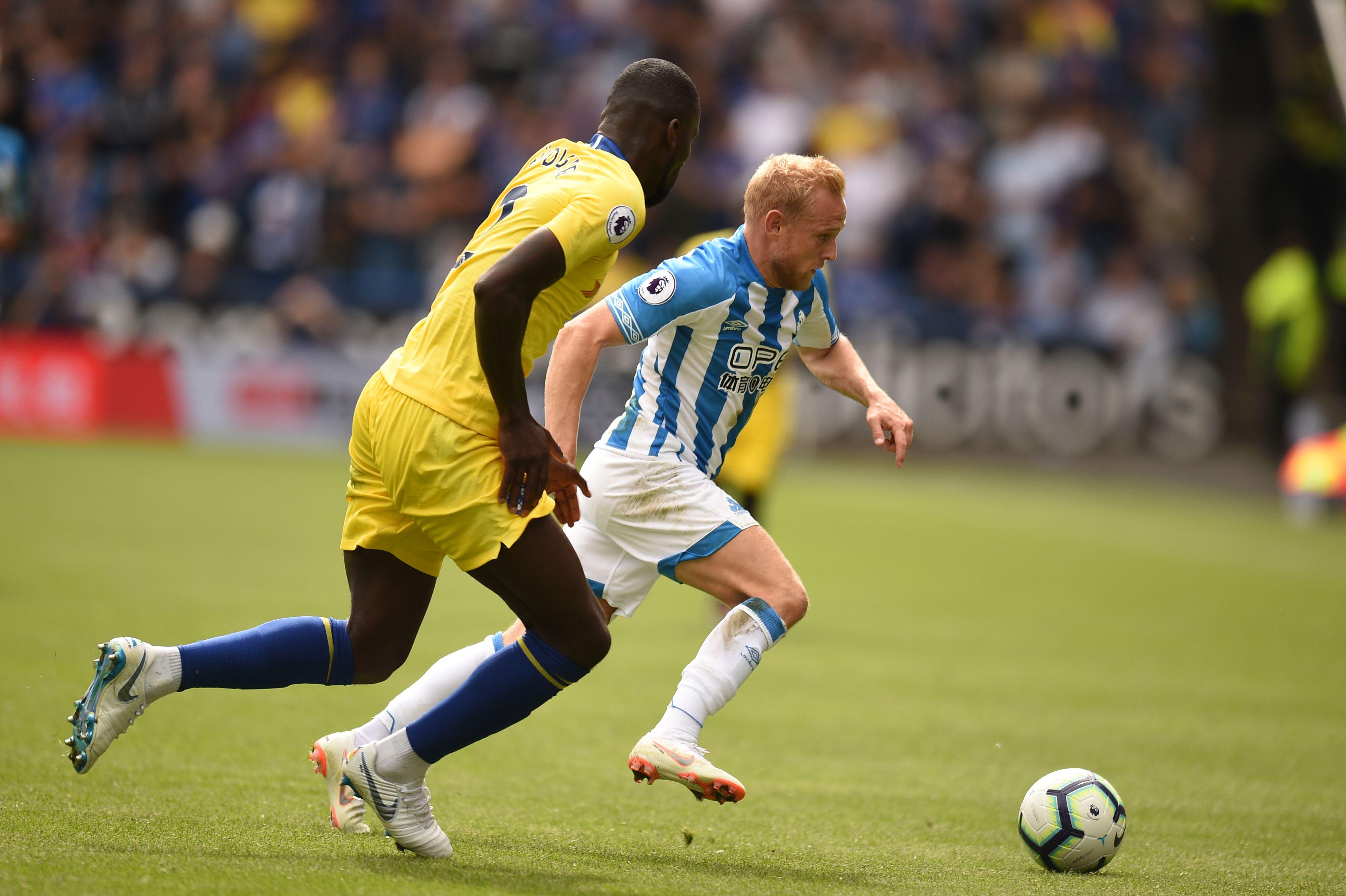 Huddersfield Chelsea Premier League