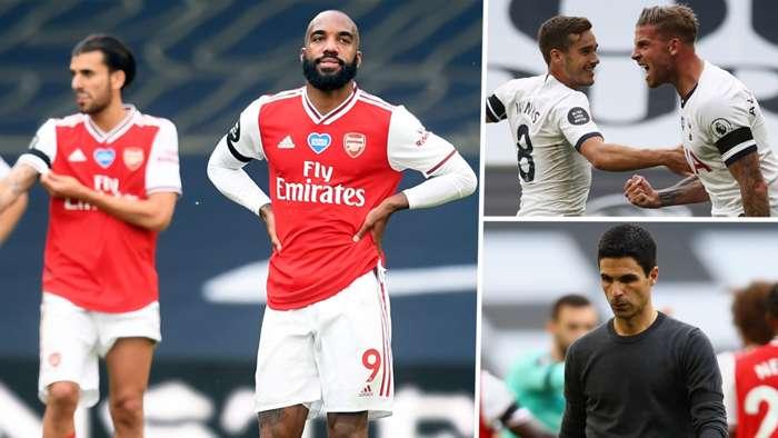 Arsenal Tottenham GFX