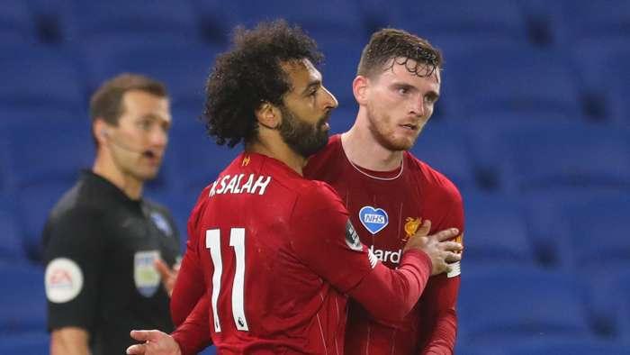 Mohamed Salah/Andy Roberton Liverpool 2019-20