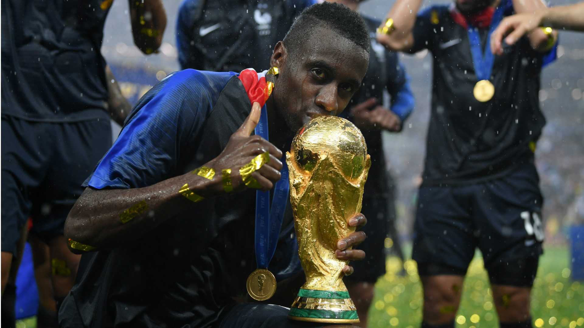 World champions France lead the seeds as FIFA reveal European World Cup pots