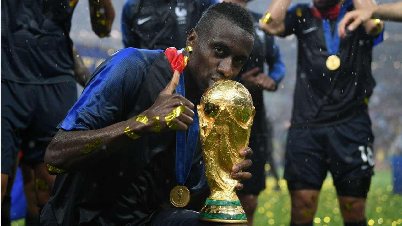 Blaise Matuidi France World Cup 2018