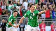 Javier Hernandez Mexico v Jamaica Copa America 09062016