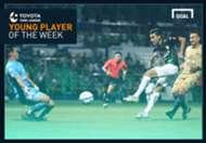 Toyota Thai League Young Player of the Week 21 : อภิสิทธิ์ โสรฎา
