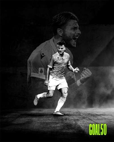 Ciro Immobile Goal 50