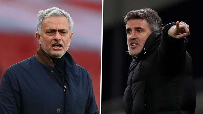 Jose Mourinho, Zoran Mamic split