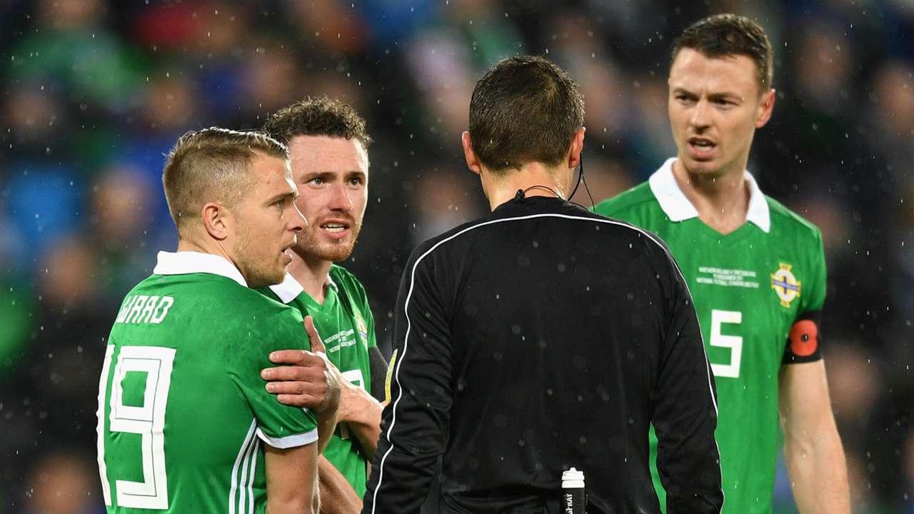 Northern Ireland Switzerland World Cup European World Cup Play-offs