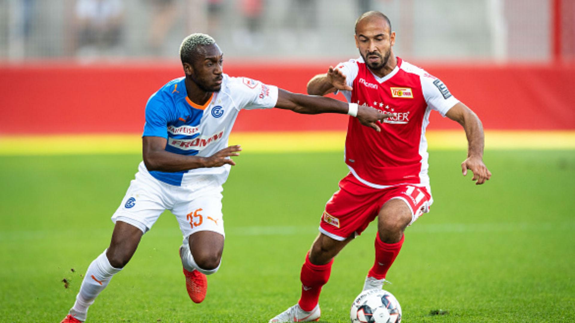 OFFICIEL - Rennes signe le latéral gauche Souleyman Doumbia ...