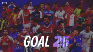 Goal 25 - Mo Salah