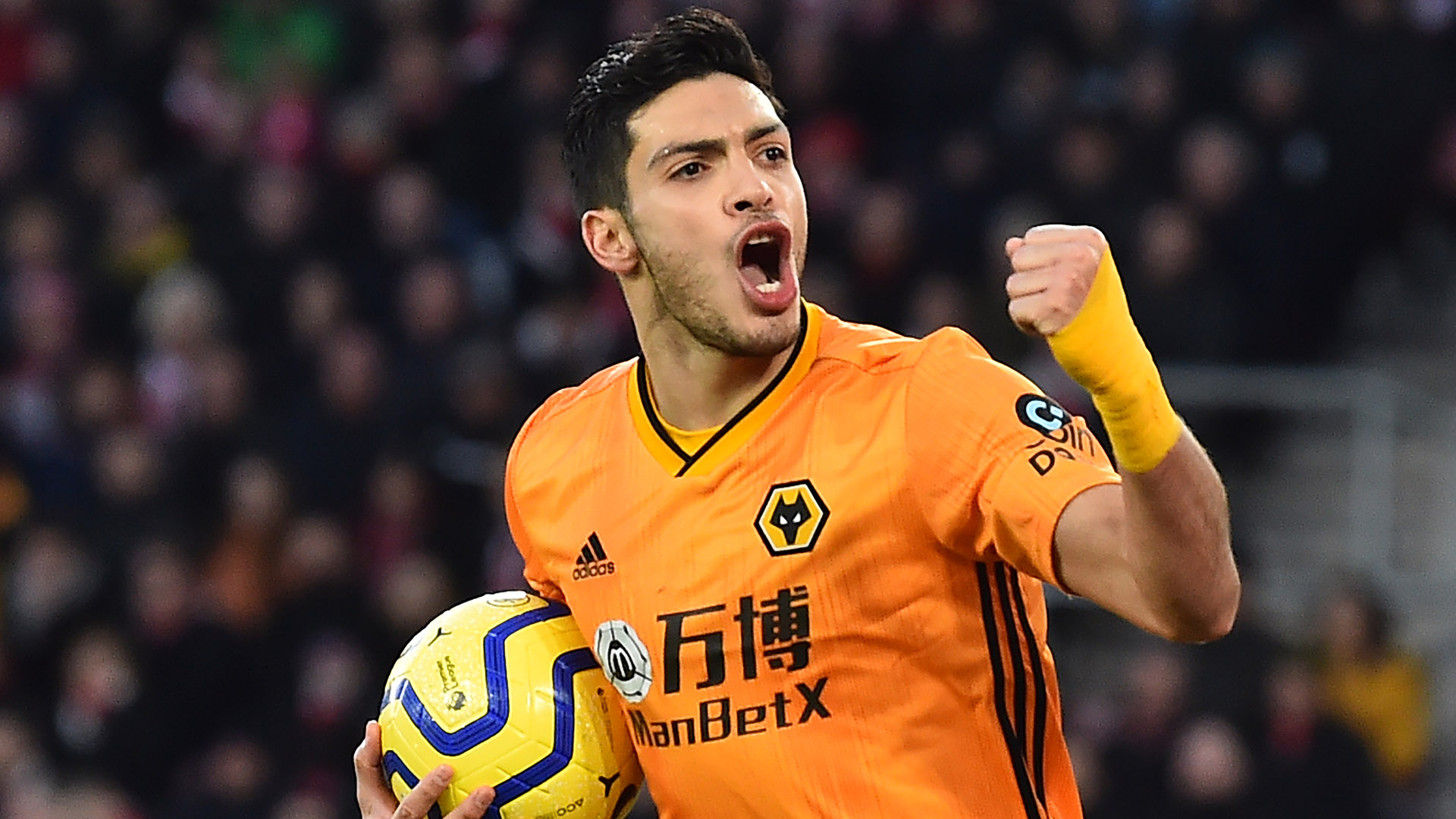 Raul Jimenez reacts to Man Utd & Arsenal transfer talk as Mexican striker outlines future plans