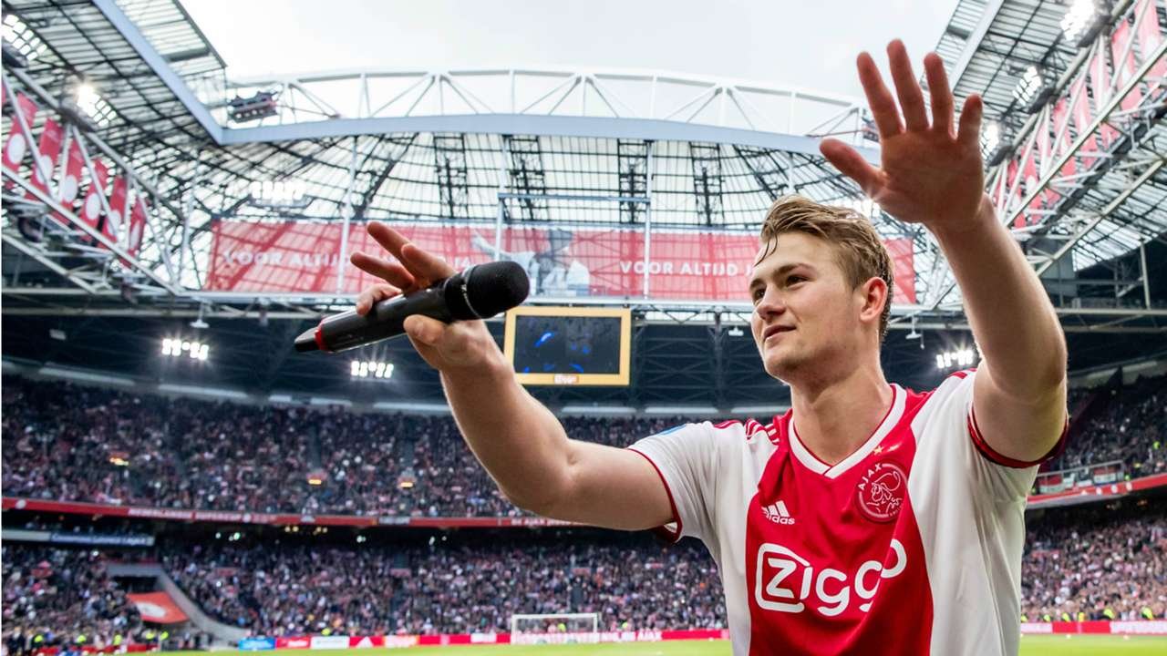 Matthijs de Ligt, Ajax, 05122019