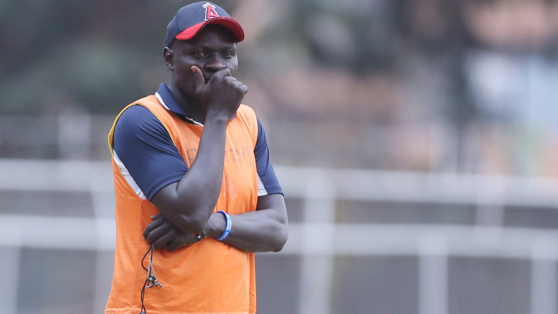 AFC Leopards coach Tom Juma