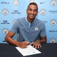 Brazil Danilo signs with Manchester City