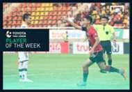 Toyota Thai League Player of the Week 20 : ปกเกล้า อนันต์