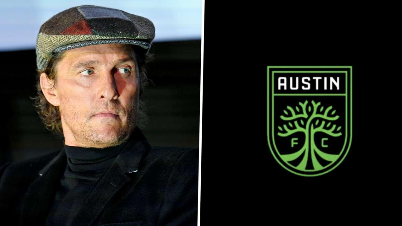 Matthew McConaughey Austin FC MLS
