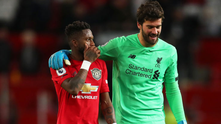What Jurgen Klopp Said About Man United's Goal Against Liverpool