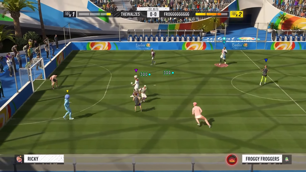FIFA 22 Volta: Skill Meter, Drop-in Matches, Arcade Games & other new features