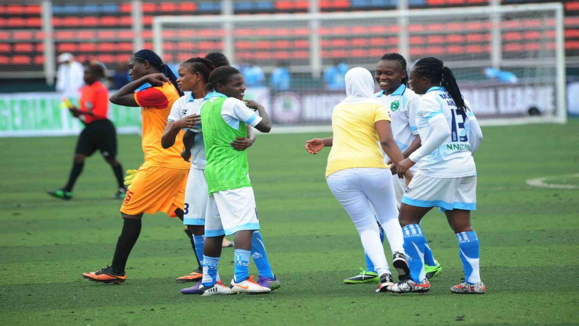 Coronavirus: Nigeria Women's Premier League suspended until further notice