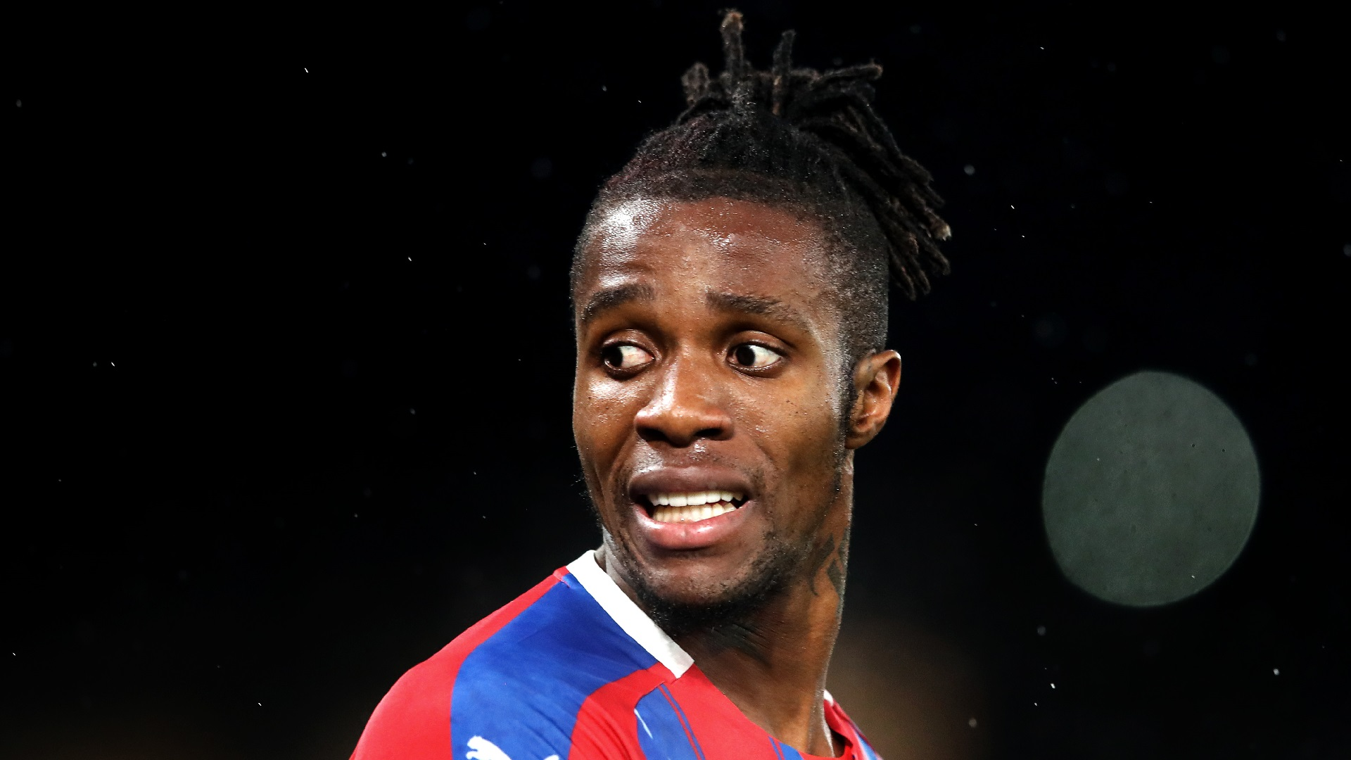 Crystal Palace & Aston Villa condemn 'disgusting racist messages' directed at Zaha