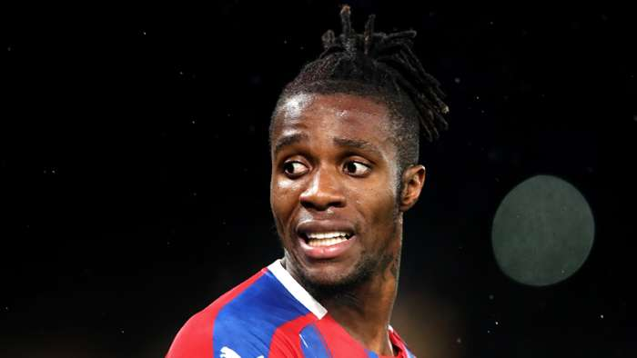 Wilfried Zaha Crystal Palace 2019-20
