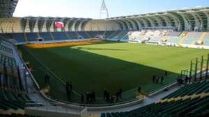 Akhisarspor new stadium