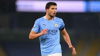 Ruben Dias Manchester City