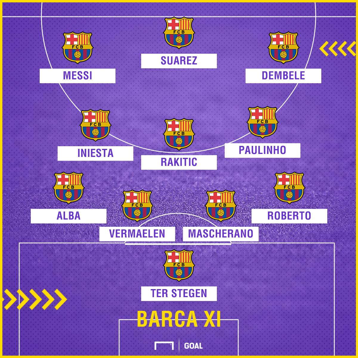 Barcelona XI GFX