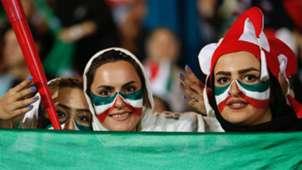 Iran women stadium