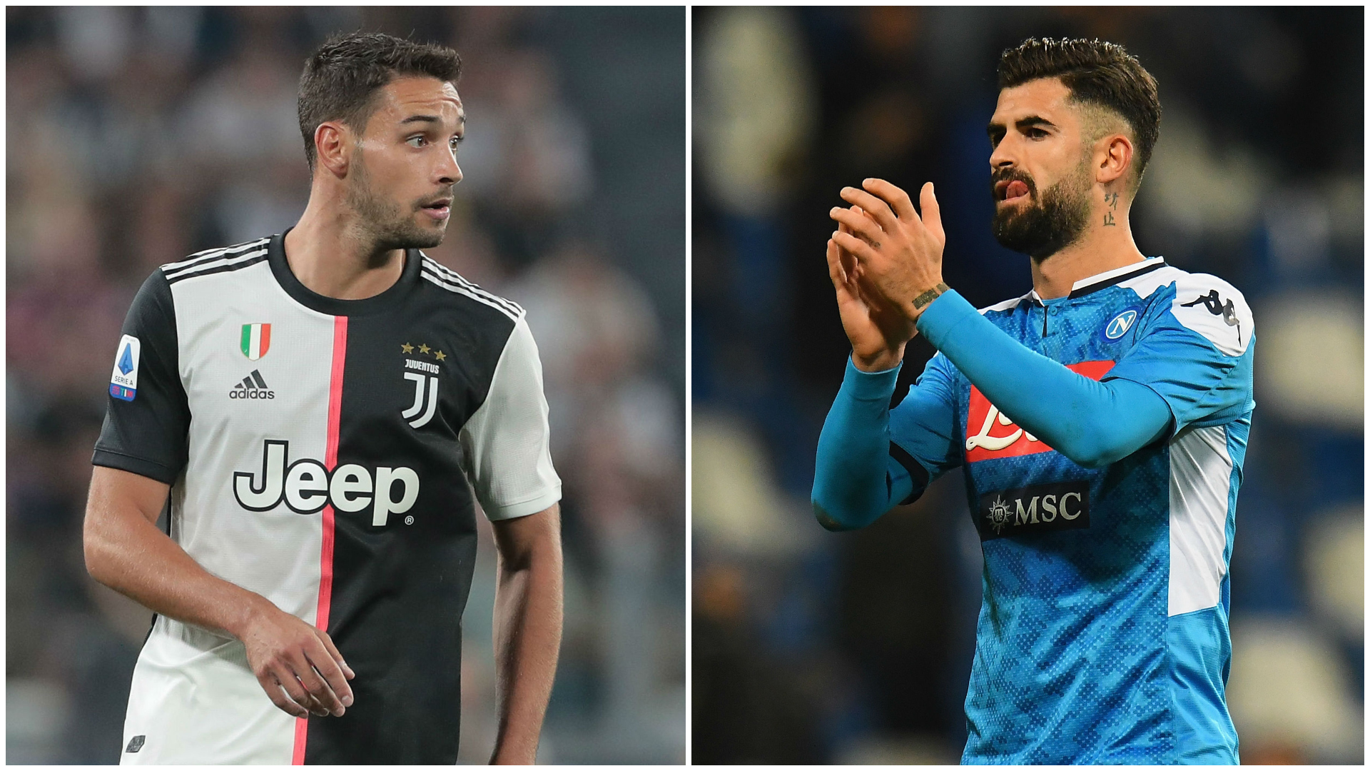 Si allontana Hysaj: Sarri lo chiama alla Juventus