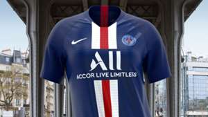PSG home kit 2019-20