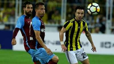 Mathieu Valbuena Fenerbahce Trabzonspor 08202017