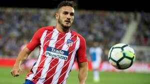 Koke Leganes Atletico Madrid LaLiga 3092017