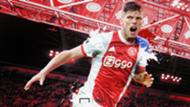 GFX Klaas Jan Huntelaar Ajax