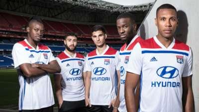 Lyon home kit 2018-19