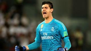 Thibaut Courtois Real Madrid 2018-19