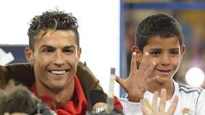 Cristiano Ronaldo Cristiano Jr